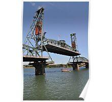 Bridge Lift Poster