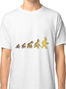 Simpson Evolution Classic T-Shirt