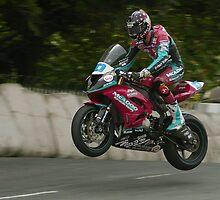 Conor iom TT 2007 by Stephen Kane