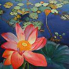 Lotus by Natasha Hodgson