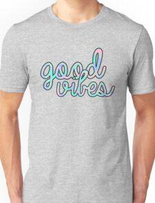 Good Vibes Hologram Unisex T-Shirt