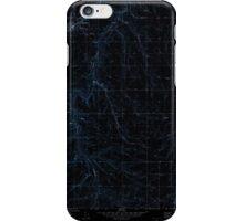 USGS Topo Map Oregon Moro 280794 1971 24000 Inverted iPhone Case/Skin