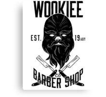 Wookiee Canvas Print