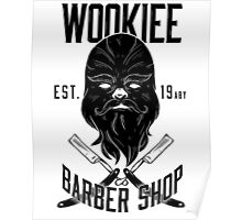 Wookiee Poster