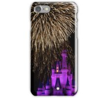Magic Kingdom Fireworks iPhone Case/Skin