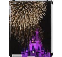 Magic Kingdom Fireworks iPad Case/Skin
