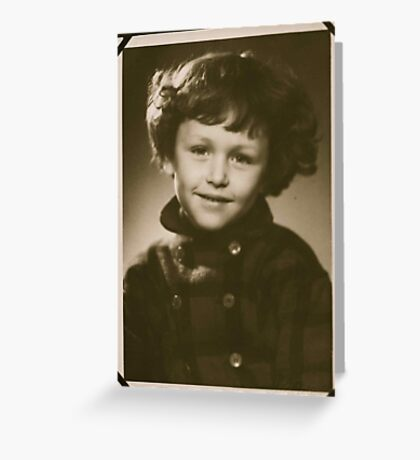 My happy childhood -  1957 . Doktor Faustus  Life Book Story.  Views: 5400. FAMILY PHOTOGRAPHY. Hold Your Memories. Buy what you like! Greeting Card