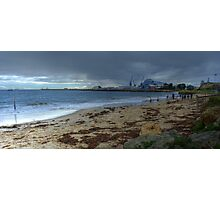 Fremantle Coast Photographic Print