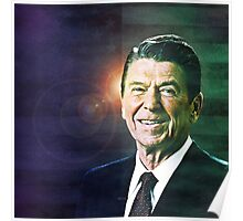 Patriot Ronald Reagan Poster
