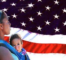 American Girl by Nancy Stafford