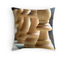 Make Your Move  Throw Pillow