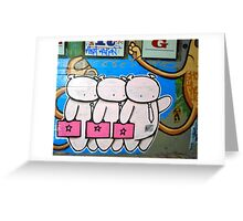 3 Little Pigs? Greeting Card