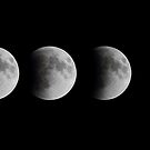 Lunar eclipse and Blood moon by Jim Cumming