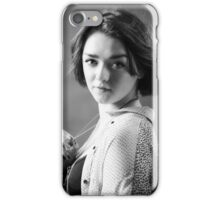 Maisie Williams iPhone Case/Skin