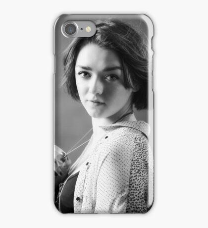 Maisie Williams iPhone Case/Skin