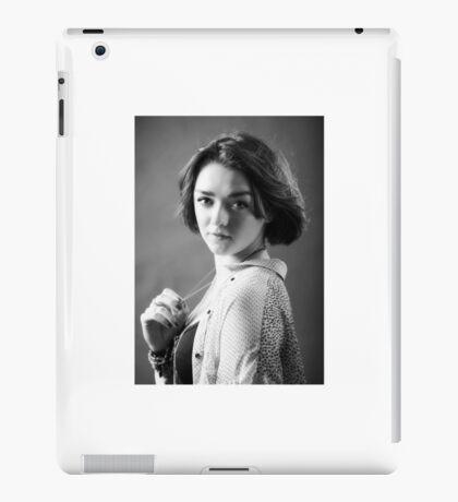 Maisie Williams iPad Case/Skin