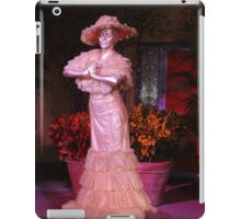 Living Statue iPad Case/Skin
