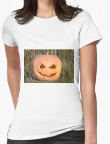 scary pumpkin head T-Shirt