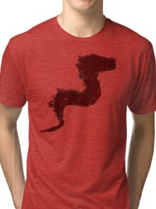 Dragon Sketch Tri-blend T-Shirt