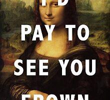 Ballad of Mona Lisa by shelbybrett01