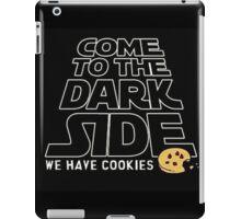 Come to the Dark Side iPad Case/Skin
