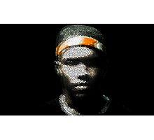 Channel Orange Photographic Print