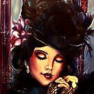 Black Dahlia by emkotoul