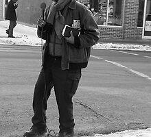 Street Preacher by clifton