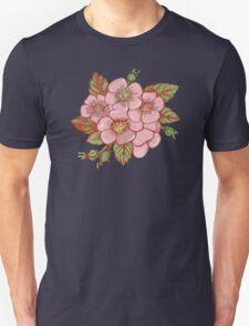Rosa canina Unisex T-Shirt