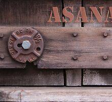 Rustic Asana by GrimalkinStudio