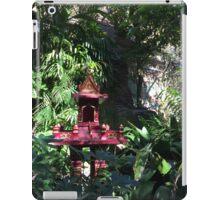 Fancy Bird House iPad Case/Skin