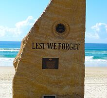 Lest We Forget by CatherineWinter