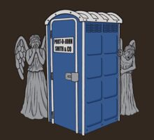The Angels Have the Wrong Box!