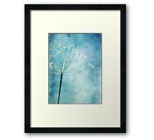 wintercolors Framed Print
