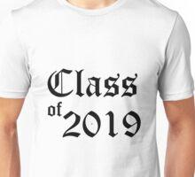 Class of 2019 Unisex T-Shirt
