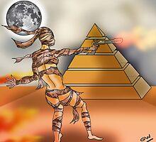 The mummies revenge by Grant Wilson