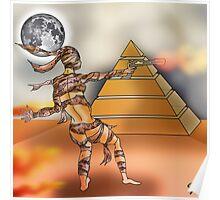 The mummies revenge Poster