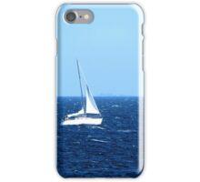 Sailing on the Sea iPhone Case/Skin