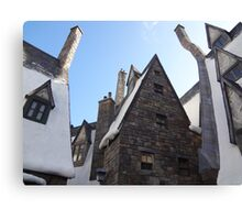 Welcome to Hogsmeade Canvas Print