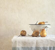 colender and pears by paulgrand