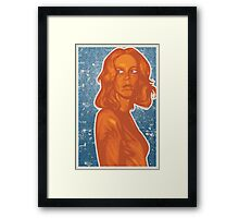 Final Girl - Laurie Strode Framed Print