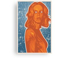 Final Girl - Laurie Strode Canvas Print
