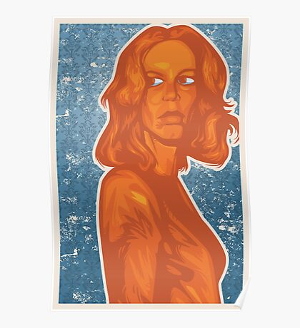 Final Girl - Laurie Strode Poster