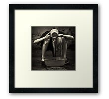 Flexibility #0102 Framed Print