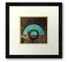 Everything Sounds Better with a Moog Framed Print