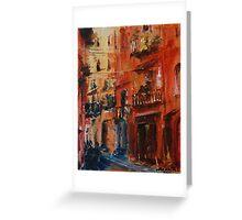 Naples I. - Italy  Greeting Card
