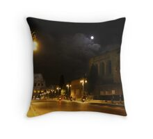 Rome by Night Throw Pillow