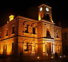 Old Town Hall, Mount Gambier, South Australia by DashTravels