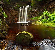 Dalcarnie Linn  by Brian Kerr