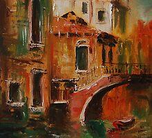 Venice Italy Grand Canal I. by andrassyp